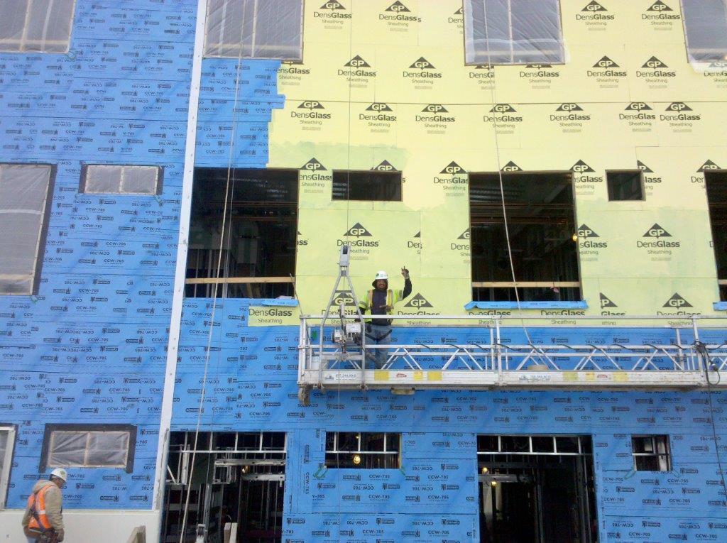 Carlisle Coatings And Waterproofing Pillar Building
